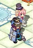 シキ王子とルナさん