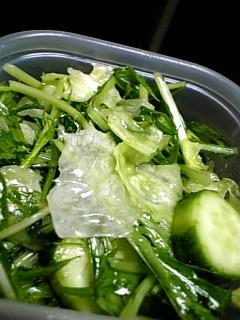 韓国風簡単サラダ