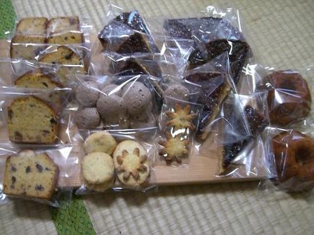 お菓子軍2007.09.08