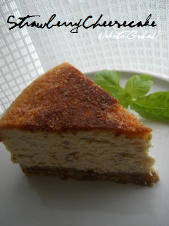 ストロベリーWチーズケーキ