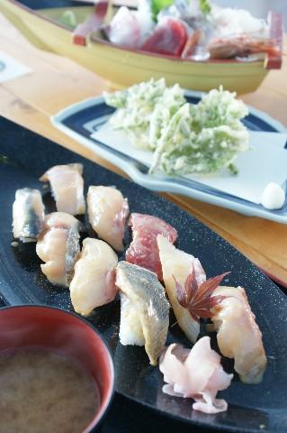 味噌づけ寿司