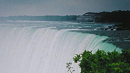 ナイアガラの滝①