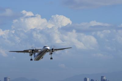 CRF DHC-8-Q400 Airborne@AFO