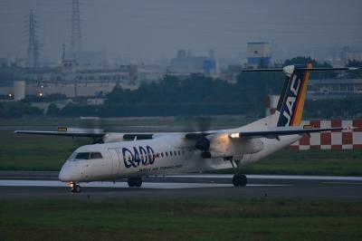 JAC DHC-8-Q400@AFO