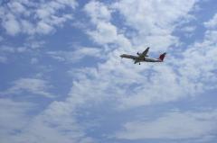 JAC DHC-8-Q400&今朝の空