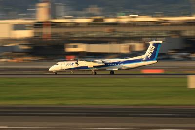 CRF DHC-8-Q400 Roaling(SS:1/25)@スカパ