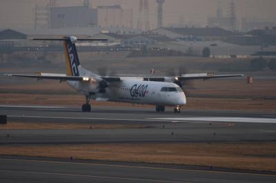 JAC DHC-8-Q400 3X2276@AFO