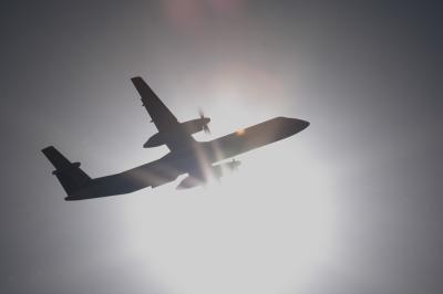 ANA DHC-8-Q400 NH1637@AFO