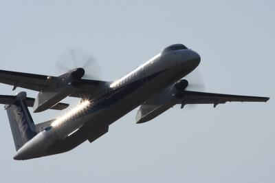 ANA DHC-8-Q400 NH1675@AFO