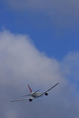 JAL B777-246 JL110@AFO