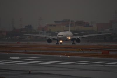 JAL B777-246 StarJet Procyon JL107@AFO