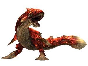 ヴォルガノス亜種