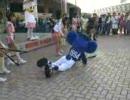 20070522 バットでボケ倒すドアラ