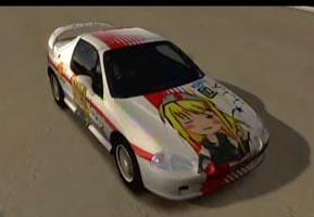 痛車ForzaMotorSport2
