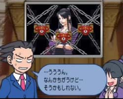 逆転裁判4限定版特典動画DVD