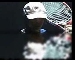 あいつこそが水中テニスの王子様