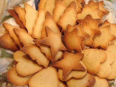 クリームチーズクッキー(メイプルシロップ味)