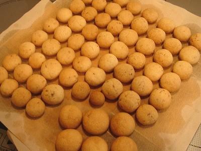 くるみスノーボールクッキー1