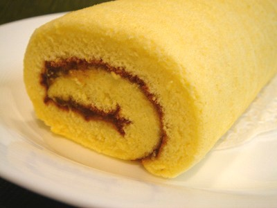 s-自家製梅ジャムロールケーキ