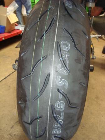 4-7 tire new