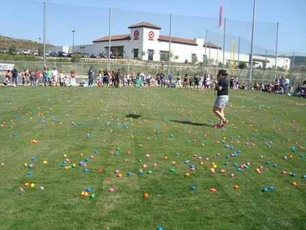 4-10 egg hunt