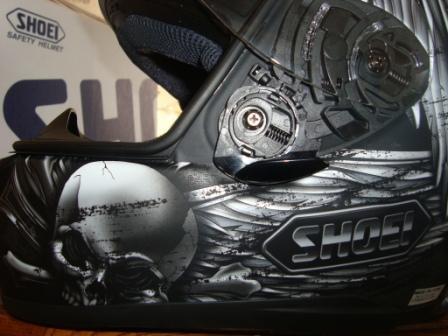 4-16 shoei skull