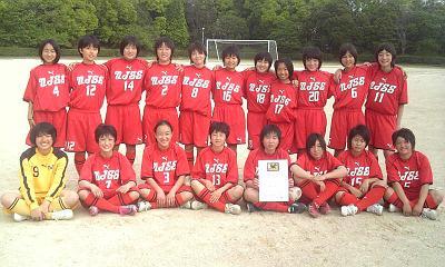 U-15県予選優勝NJSS