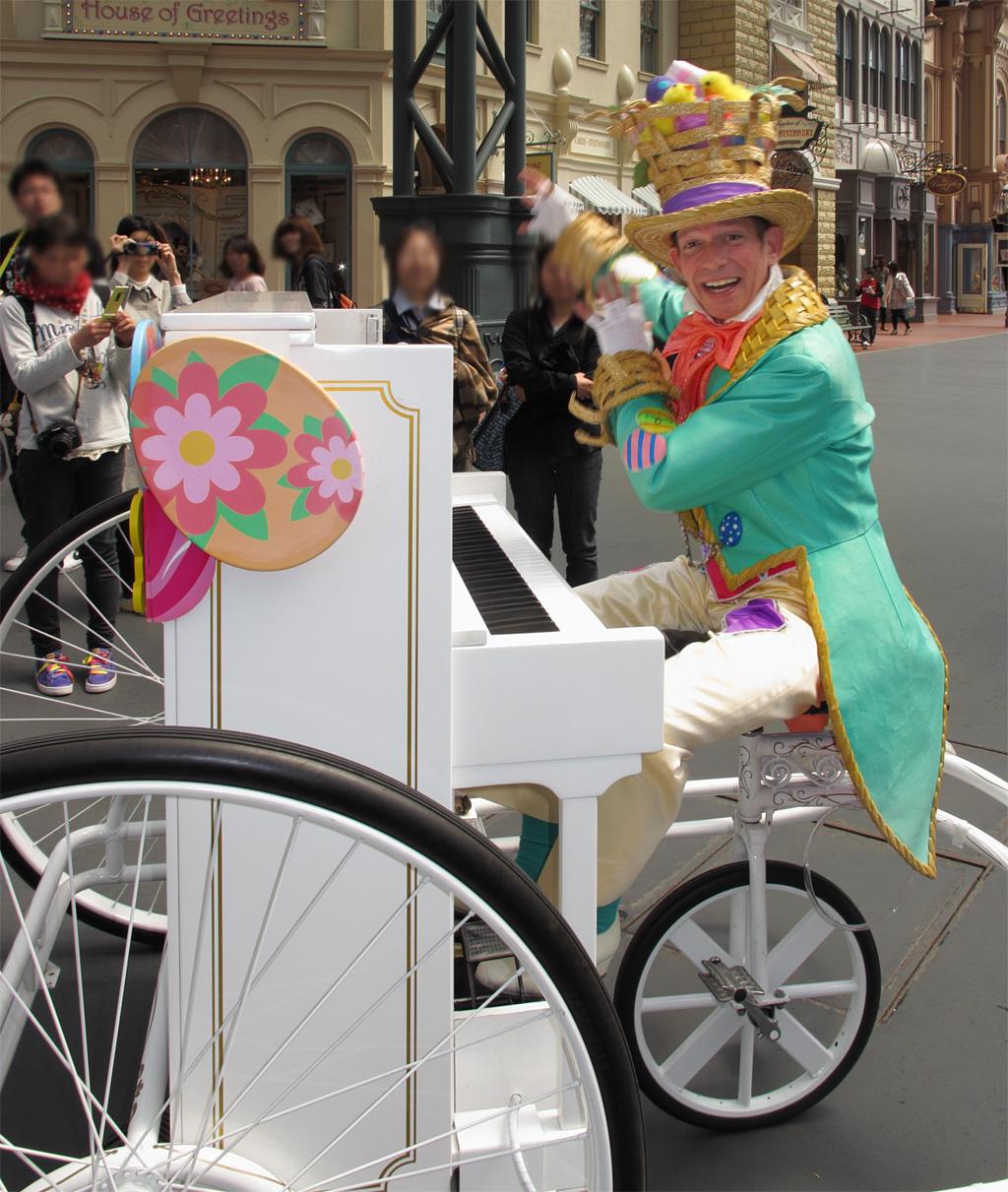 イースタ・ピアノマン