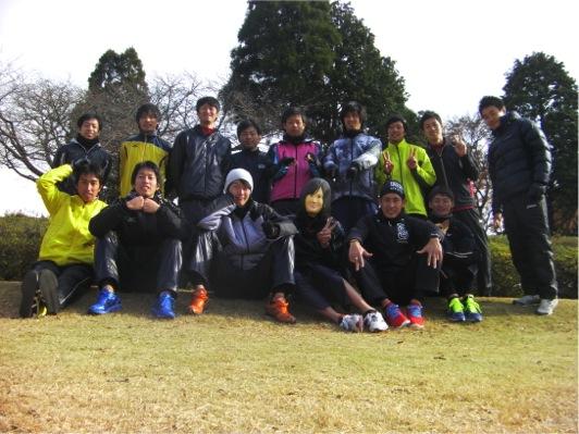 sprint camp2011