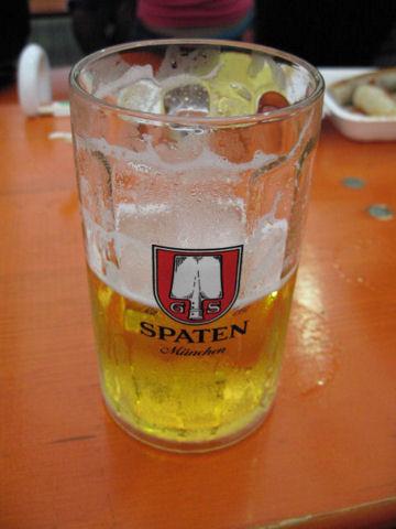 オクトーバーフェスト限定醸造ビール