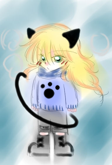 ミロ猫12