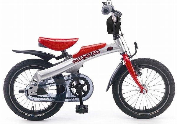 自転車の 自転車 5歳 練習 : 新商品 RENNRAD ...