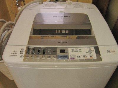2011・11・27洗濯機