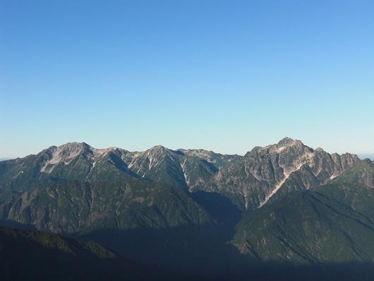 立山&剣岳