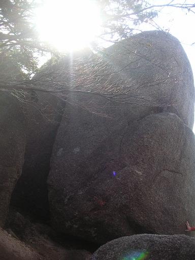 もう一つのおばれ岩