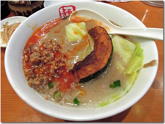 とんこつタンタン麺