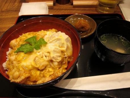 鶏さんわ 親子丼 4