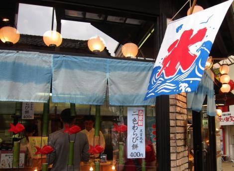 2011年4月17日京都駅 2