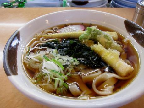 春のきし麺