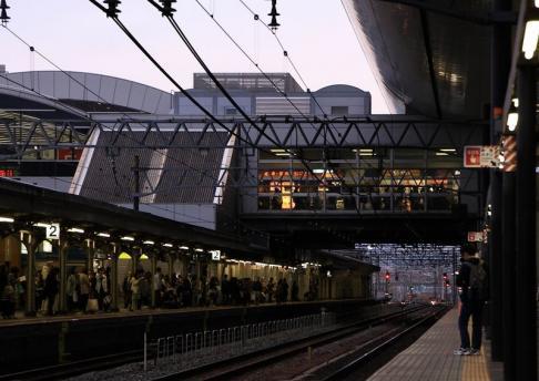 2011年4月17日京都駅 1