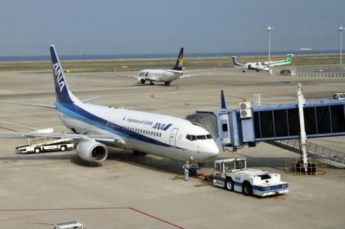 九州への旅 B737-800