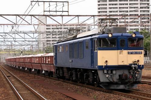 2011年7月18日 貨物列車 赤ホキ