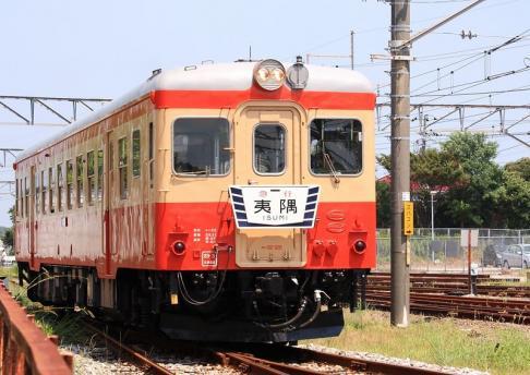 2011年8月13日 いすみ鉄道1-3