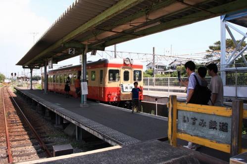 2011年8月13日 いすみ鉄道1-5