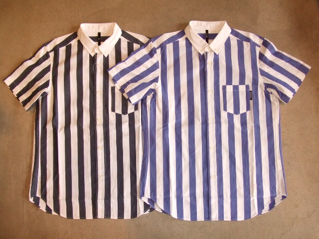 MDY STRIPE SHIRTS