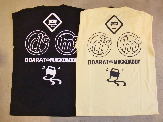 MDY DOARATxMACKDADDY BACK