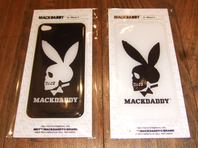 MDY iPhon4 STICKER PLAY BOY