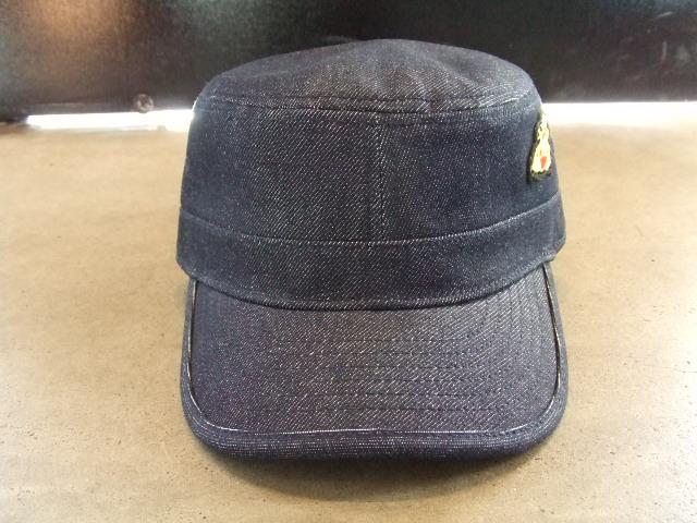 MDY DENIM WORK CAP