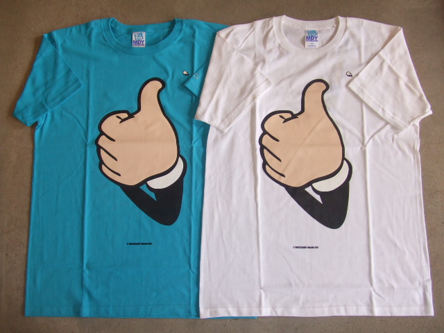 MDY THUMBS UP SS TEE