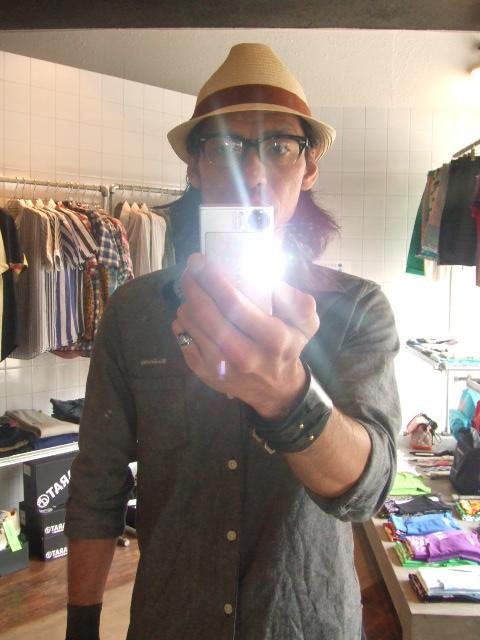 MDY STRAW HAT 画像